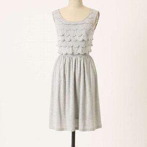 Anthropologie Silver Lining Dress by Deletta